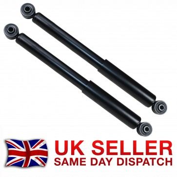 x2 VW SHARAN REAR SHOCK ABSORBER 1995>2010 *BRAND NEW*