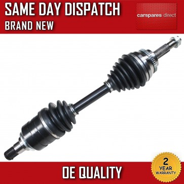TOYOTA AVENSIS 2.0 D4D D-4D 6 SPEED DRIVE SHAFT CV JOINTS LEFT/NEAR SIDE 2006>08