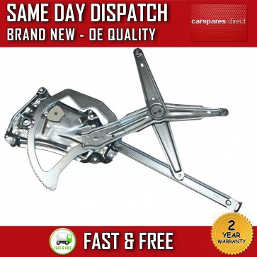 BMW E36 CONVERTIBLE FRONT RIGHT WINDOW REGULATOR WITHOUT MOTOR 2 DOOR 1992>1999