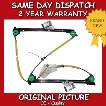 PORSCHE 911 (997) FRONT RIGHT SIDE WINDOW REGULATOR WITHOUT MOTOR 2004>on *NEW*