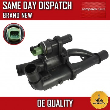 PEUGEOT 1.4, 1.6 THERMOSTAT HOUSING 11517809191 2001>ON *BRAND NEW*
