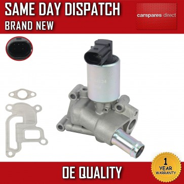 VAUXHALL CORSA C, D EGR VALVE 2000>on *BRAND NEW* 55556720