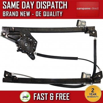 FORD GALAXY/ VW SHARAN/ SEAT ALHAMBRA FRONT LEFT SIDE WINDOW REGULATOR 1995-2010