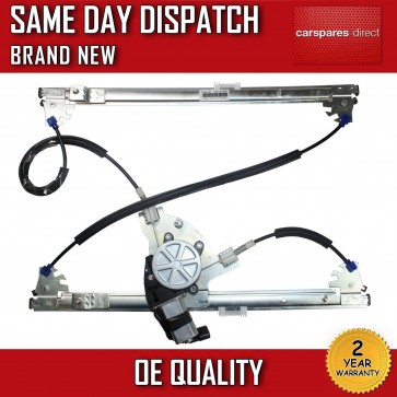 RENAULT LAGUNA MK2 2001>2007 FRONT RIGHT WINDOW REGULATOR WITH MOTOR 4/5 DOORS