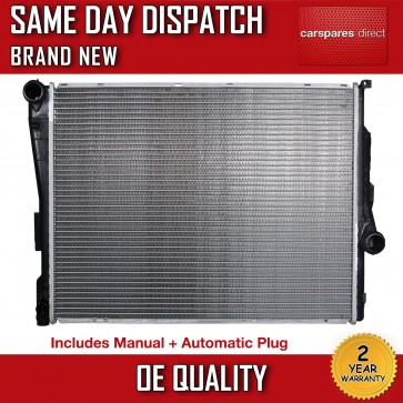 BMW 3 SERIES E46, Z4 E85 AUTOMATIC/MANUAL RADIATOR 1998>2009 *NEW* 2 YR WARRANTY