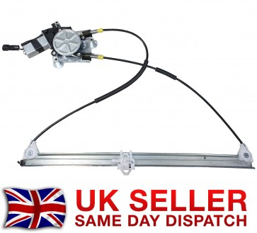PEUGEOT EXPERT MK1 806 1995>2006 COMPLETE ELECTRIC FRONT RIGHT WINDOW REGULATOR