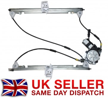 FORD FIESTA V FRONT RIGHT SIDE COMPLETE ELECTRIC WINDOW REGULATOR 2002>2008 NEW