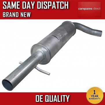 VW GOLF MK4,BORA,BEETLE 1.4,1.6,1.9 FRONT EXHAUST SILENCER 1997>2010 *NEW*