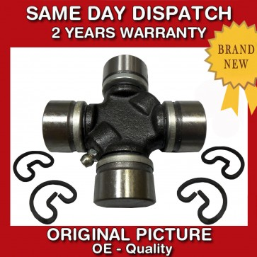 PROPSHAFT UNIVERSAL JOINT FIT FOR A NISSAN NAVARA PATHFINDER D40,D22,R51
