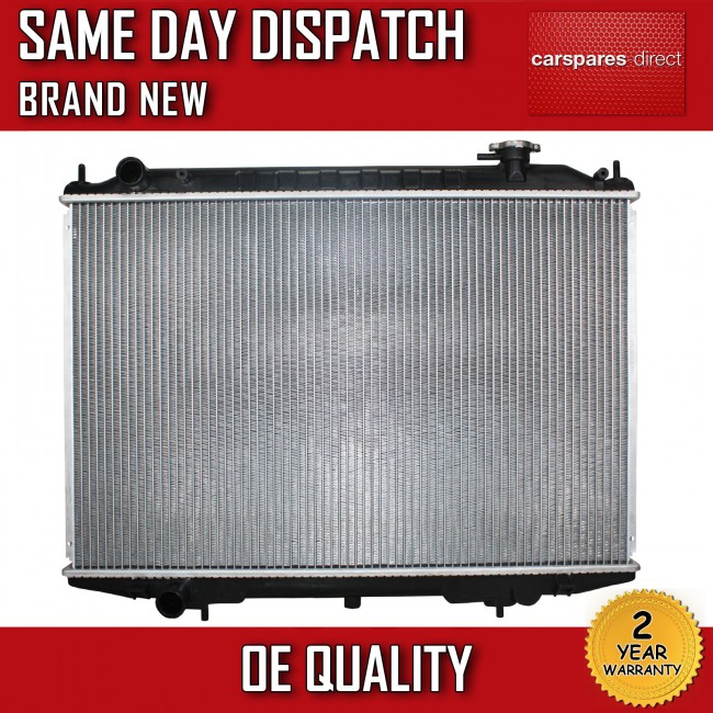 brand new manual radiator fit for a nissan navara d22 2001 to 2004 king cab Nissan Navara Problems