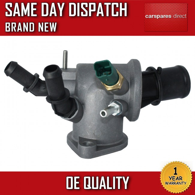 Saab 93 95 19 Thermostat Housing With Sensor 2004\u003eon Brand Newrhcarsparesdirect: 2004 Saab 9 3 Thermostat Location At Gmaili.net