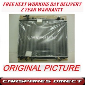 MAZDA B2500 FORD RANGER 2.5 96> AUTOMATIC RADIATOR NEW*