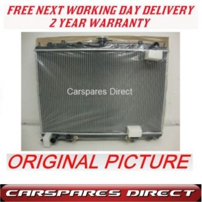 AUTOMATIC / MANUAL RADIATOR FIT FOR A NISSAN X TRAIL 2.2 DCI 01> *NEW*