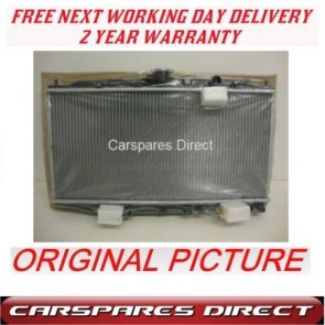 HONDA CIVIC 1.3 1.4 .1.5 1.6 87>91 AUTOMATIC RADIATOR