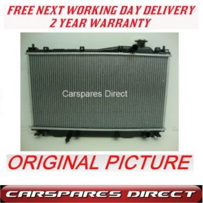 HONDA CIVIC COUPE 1.4 1.6 VTEC 2001>2005 MAN RADIATOR NEW****