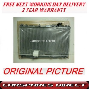 HONDA CIVIC COUPE 1.4 1.6 VTEC 2001>2005 MANUAL RADIATOR NEW*