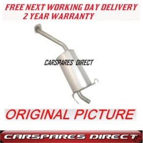 Mazda Bongo Rear Back Exhaust Box 2 YR Warranty NEW***