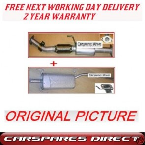 Toyota Lucida Estima Emina 2.2 Complete Exhaust 2YR WTY