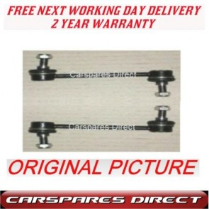 TOYOTA AVENSIS >2003 REAR ANTI ROLL BAR LINKS PAIR NEW