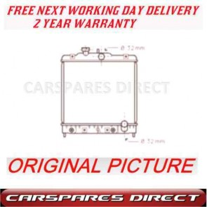 HONDA CIVIC 1.4 / 1.5 / 1.6 1992-01 NEW MANUAL RADIATOR