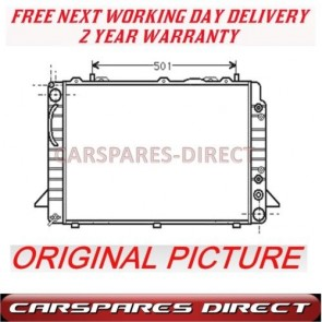 AUDI A6 2.6 2.8 92>97 AUTOMATIC RADIATOR NEW 2YR WARNTY