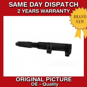 DACIA DUSTER 1.6 16V 2010 > ONWARDS PENCIL IGNITION COIL PACK 22448-00QAA *NEW*