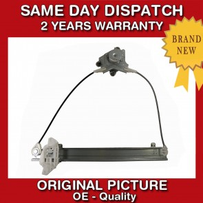 WINDOW REGULATOR FOR A HYUNDAI ACCENT FRONT RIGHT SIDE ELECTRIC W/O MOTOR 94>00