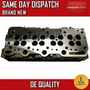 VAUXHALL ASTRA,CORSA,COMBO 1.7 DTi/Di BARE CYLINDER HEAD Y17DT Y17DTL 2000>on