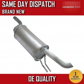 FIAT PUNTO MK2 188 1.2 1999>2006 REAR / END EXHAUST BOX SILENCER *1 YR WARRANTY*