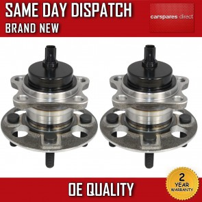 DAIHATSU CHARADE 1.33 16V X2 REAR WHEEL BEARING 2011>on *BRAND NEW*
