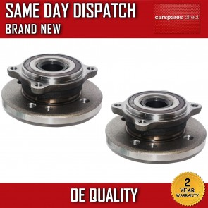 2 NEW FRONT HUB & WHEEL BEARING PAIR FOR CHRYSLER GRAND/VOYAGER ALL ENGINES NEW