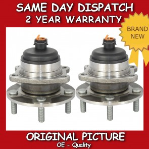 CHRYSLER VOYAGER Mk3 2.0,2.4,2.5,3.0,3.3 X2 REAR WHEEL BEARING 1995>2001 *NEW*