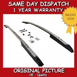 Honda CRV 2007 - 2012 Luxury Roof Rack Rails Bars Set - Black *NEW*