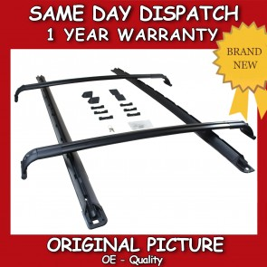LAND RANGE ROVER L322 2002-2013 OEM STYLE CROSS ROOF RAILS BAR RACK - RVROOF NEW