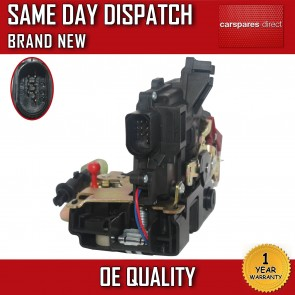 AUDI A4 REAR RIGHT SIDE CENTRAL DOOR LOCK ACTUATOR 1995>2001 *BRAND NEW* 7 PIN