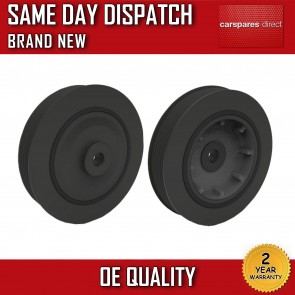 RENAULT KANGOO RAPID TRAFIC 1.9 CRANKSHAFT PULLEY 1991>on 2 YEAR WARRANTY *NEW*