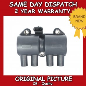 DAEWOO LEGANZA 2.0 16V 1997 > 2002 BLOCK TYPE IGNITION COIL PACK 96350585 *NEW*