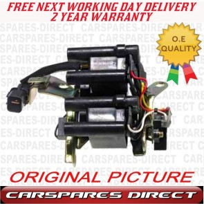 MITSUBISHI COLT 1.6 GTi 1988 > 1990  BLOCK IGNITION COIL PACK 27301-33010 *NEW*