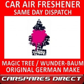 MAGIC TREE CAR AIR FRESHENER WILD CHILD ORIGINAL & BEST - WUNDER-BAUM NEW