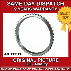 JEEP WRANGLER II 1996 /> ON 54 TEETH DRIVESHAFT NEW ABS RELUCTOR RING *BRAND NEW*