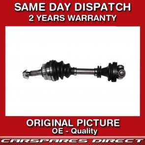 SAAB 9-3 2.0 2.2 2.3 1998-2003 RIGHT OFF SIDE DRIVER DRIVESHAFT *NEW*