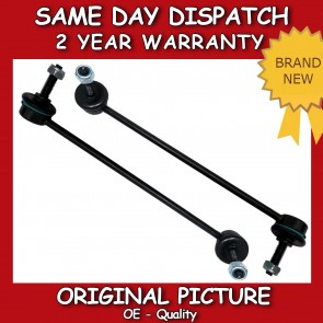 2X MERCEDEZ  BENZ C-CLASS FRONT STABILISER ANTI ROLL BAR LINK LEFT OR RIGHT SIDE