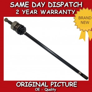 JEEP CHEROKEE 2.1,2.5,4.0 DRIVESHAFT + CV JOINT OFF/RIGHT SIDE 1988>2001 *NEW*