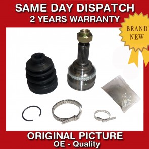 1.6 DRIVESHAFT OUTER CV JOINT 2000-ONWARDS BRAND NEW 2YR WTY AUDI A2 1.4 TDI