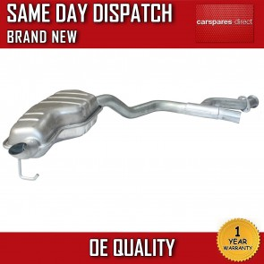 RANGE ROVER P38 MK2 4.0 4.6 EXHAUST REAR BACK BOX RIGHT SIDE *BRAND NEW*
