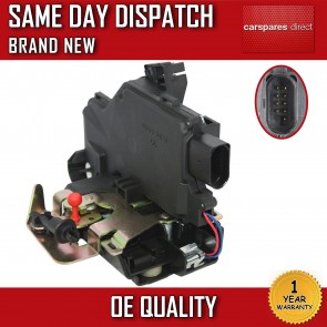 AUDI A4 FRONT RIGHT SIDE CENTRAL DOOR LOCK ACTUATOR 1995>2001 *BRAND NEW* 9 PIN