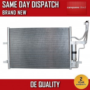 MAZDA 3 (BK12/BK14) 5 (CR19) 2000>ON AIR CON CONDENSER/RADIATOR 2 YR WARRANTY