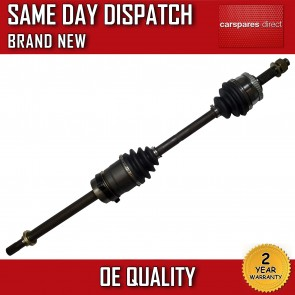 DRIVESHAFT + CV-JOINT FIT FOR A Nissan Primera 2.0 TD WP11 P11 OFF SIDE 96>02