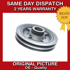 FORD S-MAX 1.8 TDCi 2006/>ON CRANKSHAFT PULLEY 2 YEAR WARRANTY *BRAND NEW*