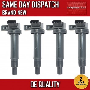 4x LEXUS LS L-S LS 430 4.3 1998>ON 4-SET-PACK-IGNITION COIL PENCIL 90919-02230